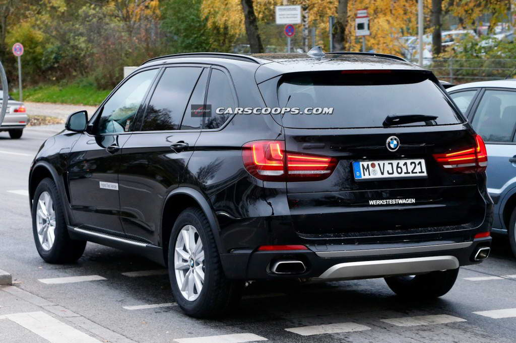 BMW X5 eDrive 2015