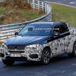 BMW X6 2016 Nuerburgring