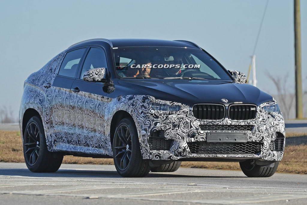 BMW X6 M 2016