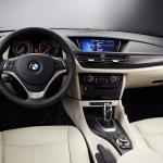 BMW X1 2013 фото салон