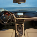 BMW X1 2013 в салоне