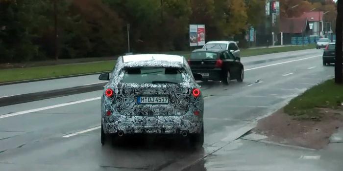BMW X1 2016 Test