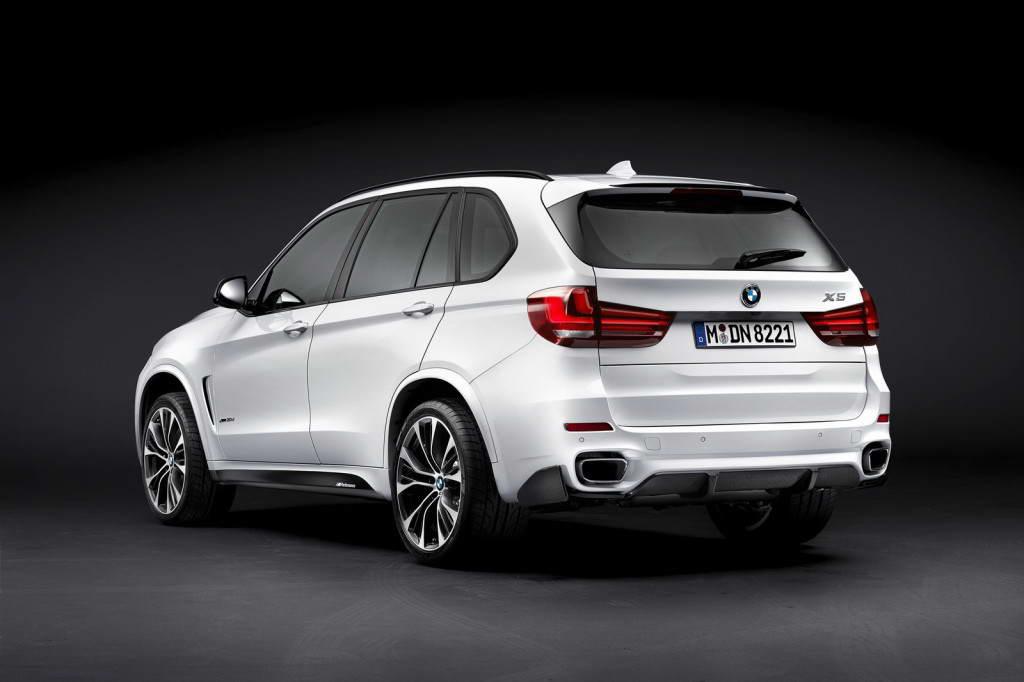 BMW X5 2014 M Performance