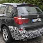 BMW X3 2014 Facelift F25