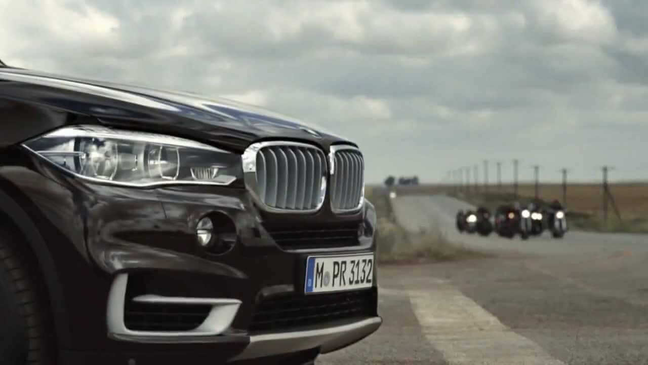 bmwx5 2014 is the boss