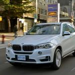 BMW X5 2014 F15 inside obzor