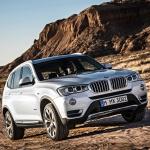 BMW X3 2015 Facelift 2014