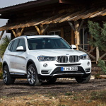 BMW X3 2015 Facelift 2014