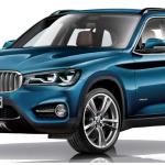 BMW X1 F48 2016