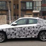 BMW X6 2015 F16 Spy Photo