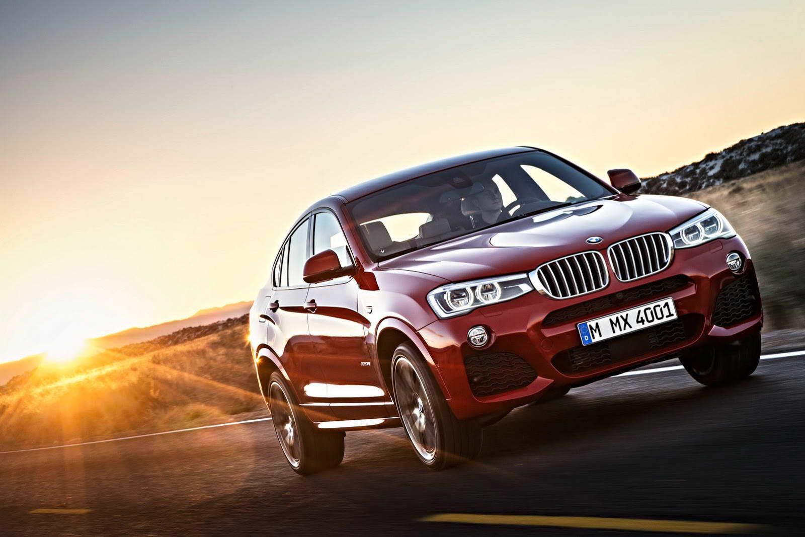 BMW X4 2014