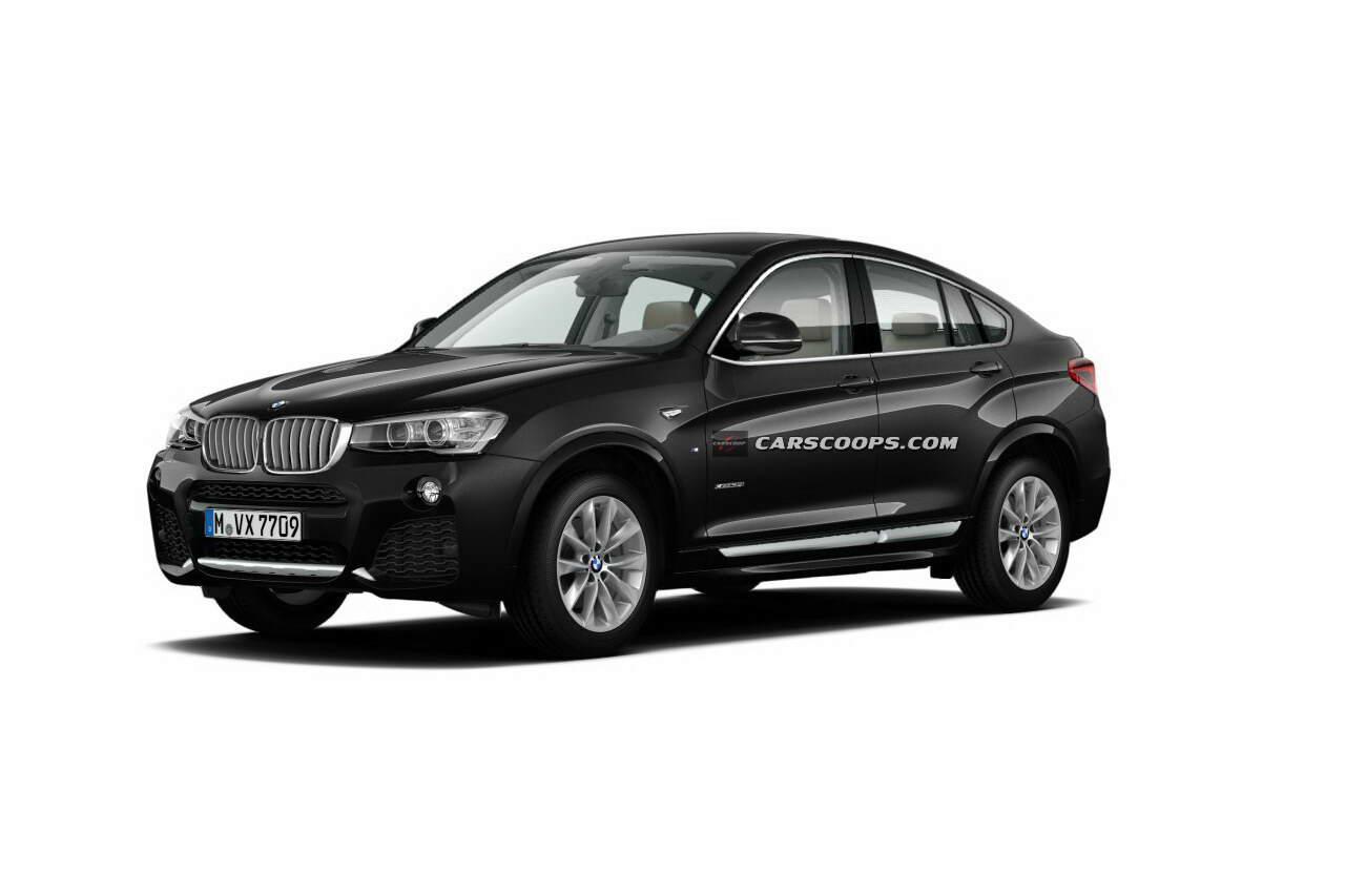 BMW X4 2014 f26