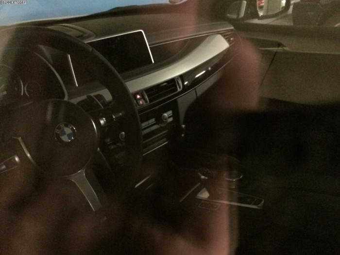 Фото салона BMW X5 M 2014 F15