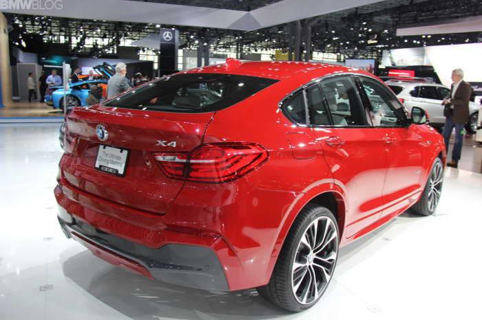 премьера BMW X4 2014