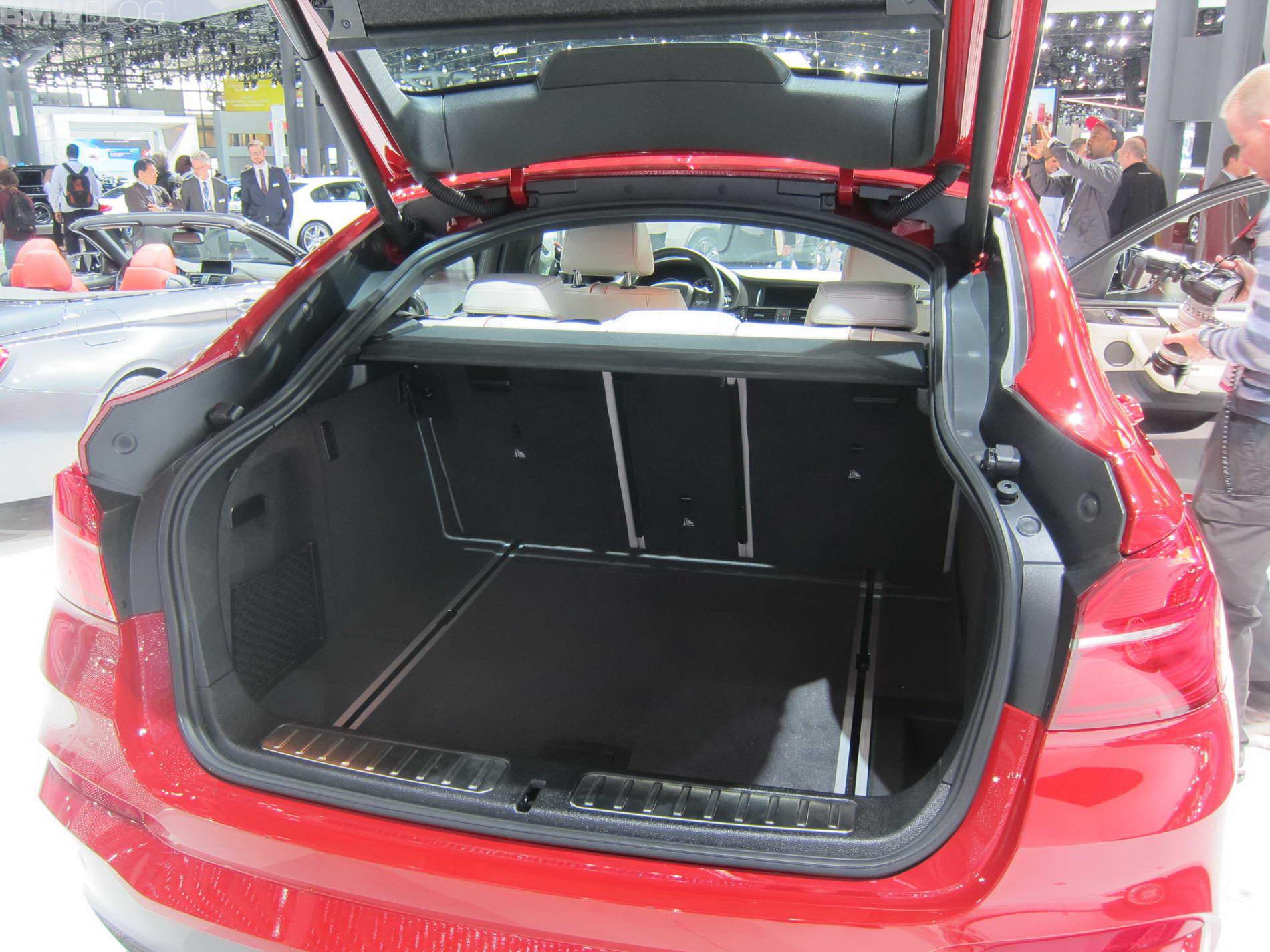 BMW X4 2014 World premiere