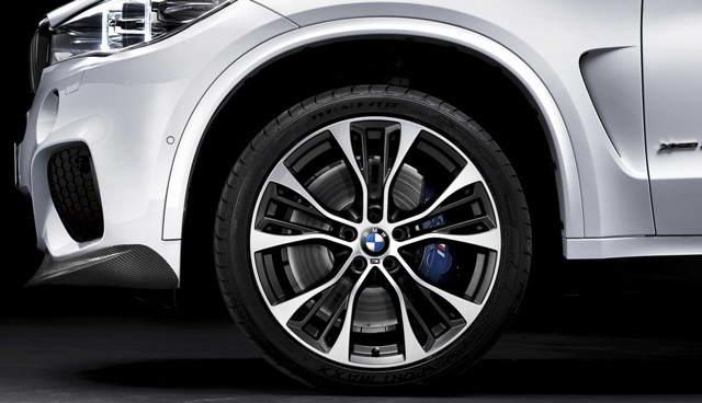 BMW M Performance Parts  X5 F15 2014