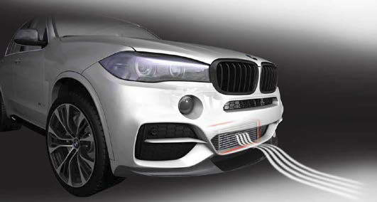 BMW M Performance Parts  X5 F15 2014