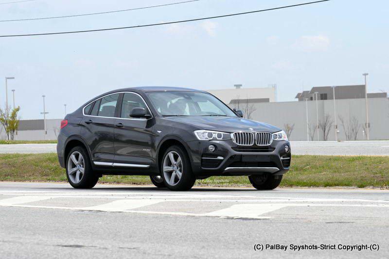 BMW X4 xDrive30d 2014
