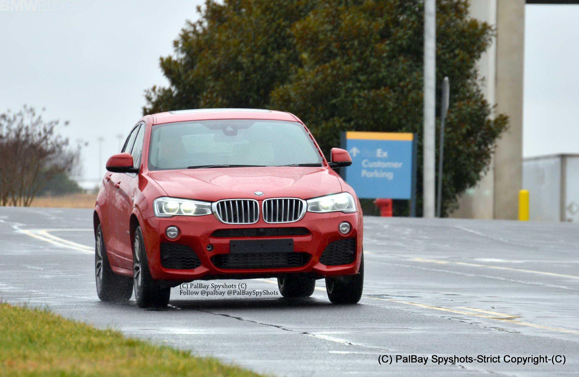 2014 BMW X4 xDrive35i M Sport Melbourne Red