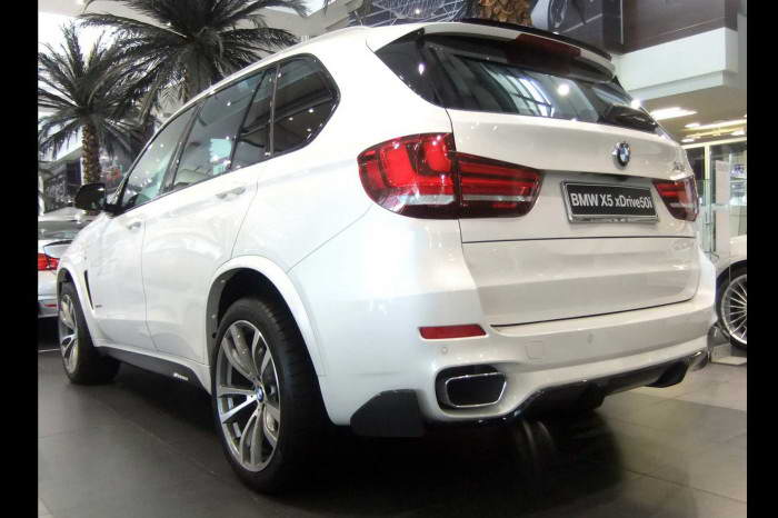BMW X5 M Performance Parts F15