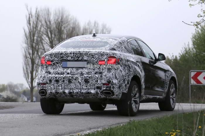 фонари BMW X6 2015