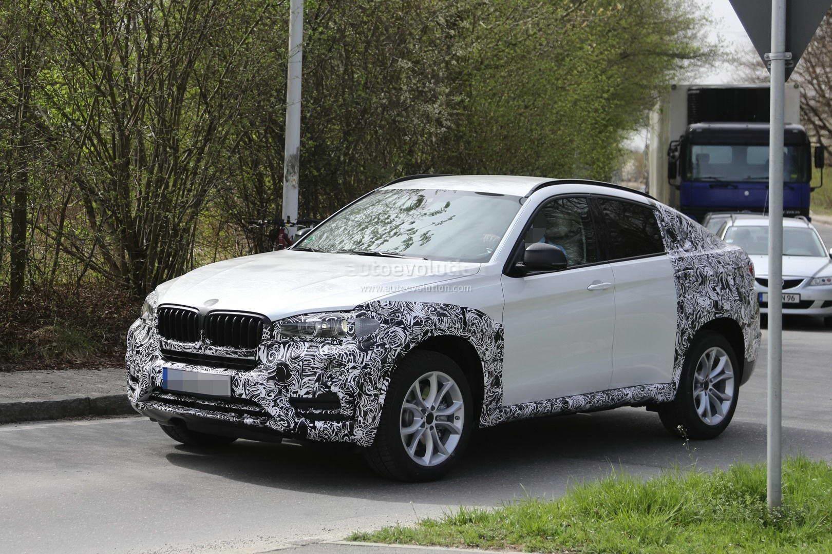 BMW X6 2015 F16