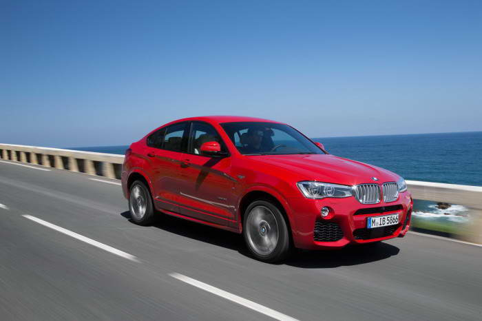 BMW X4 2014 Photo Collection