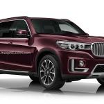 BMW X7 2016 фото