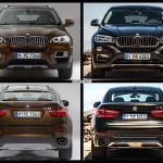 BMW X6 F16 E71
