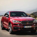 Новый BMW X6 2015 представлен