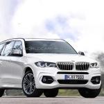 Рендеринг BMW X7
