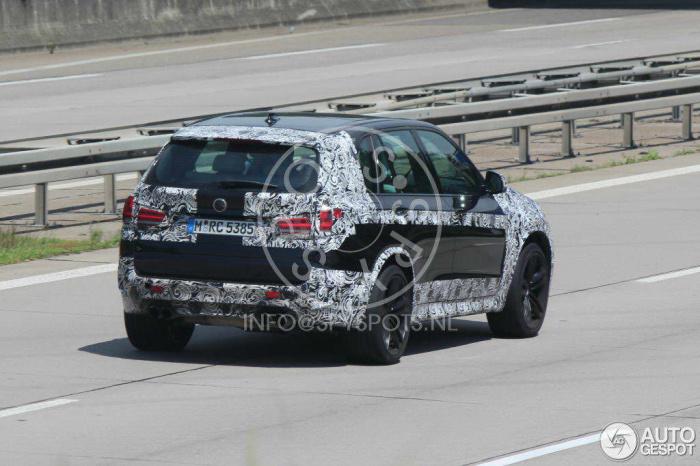 BMW F85 X5 M