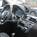 BMW X1 2016 салон