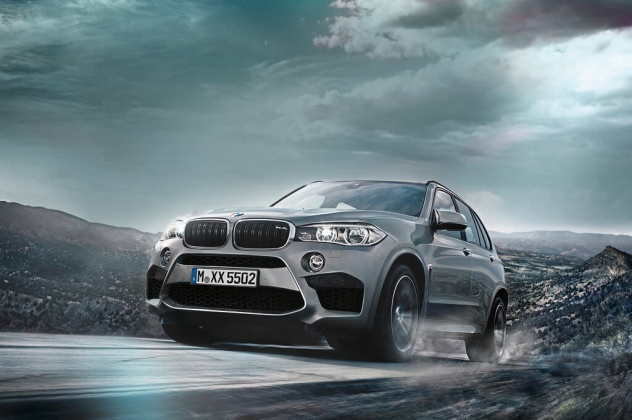 �бои BMW X5 M 2015