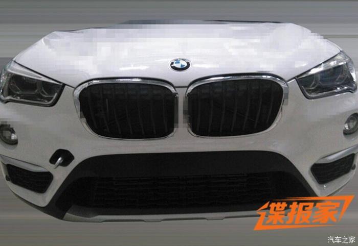 фото BMW X1 2016