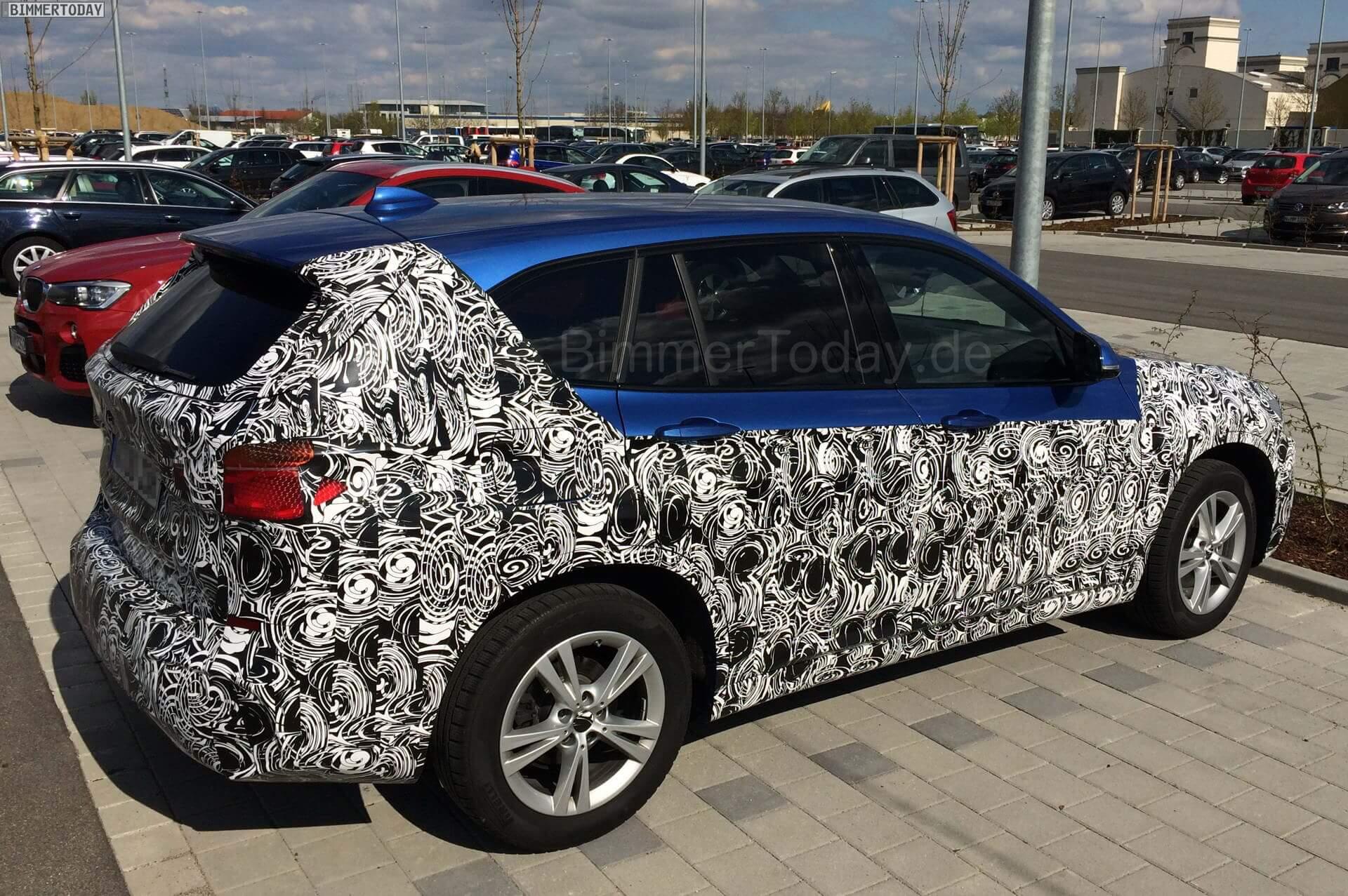 BMW X1 2016 M Sport Package