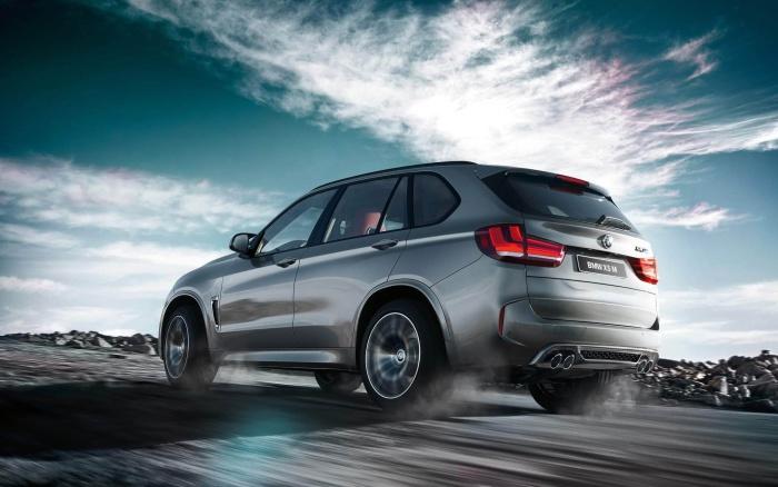 комплектация BMW X5 M 2015 F85