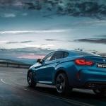 комплектация BMW X6 M 2015 F86