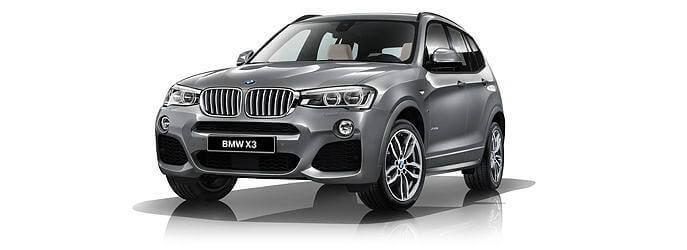 BMW X3 f25 m sport