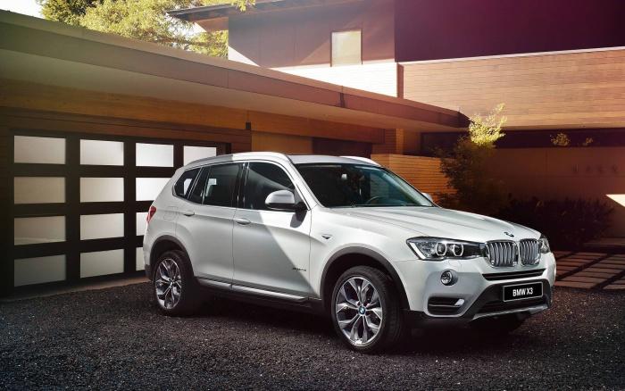 обзор BMW X3 f25 2015