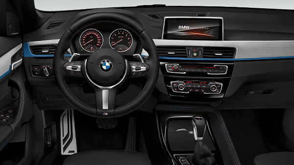 Салон BMW X1 M Sport Package 2016