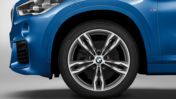 BMW X1 2016 M Sport Package диски