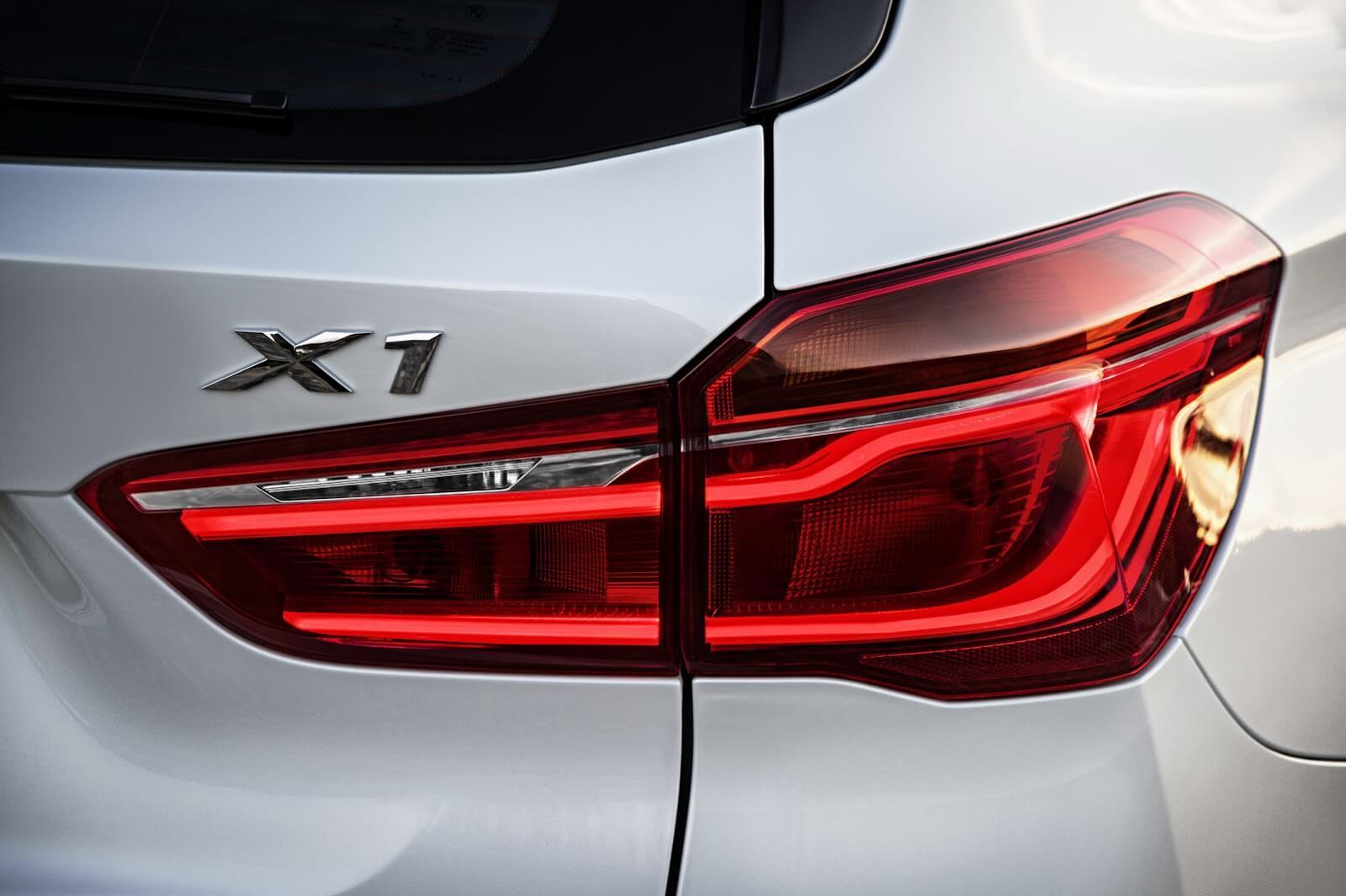 BMW X1 2016 фото