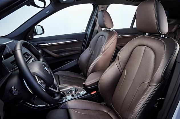 BMW X1 салон