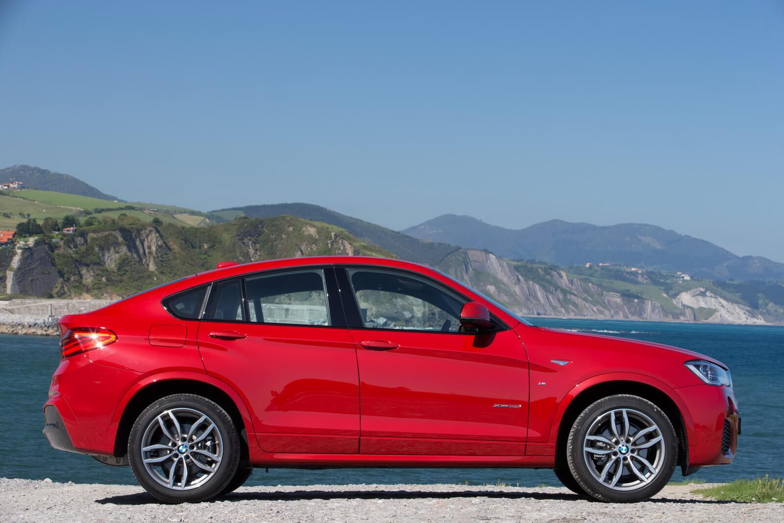 сборка BMW X4 в России