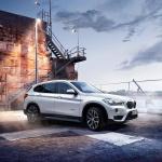 Фото обои BMW X1 2016