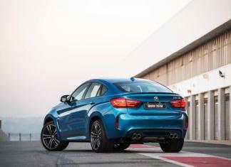 BMW F86 X6 M