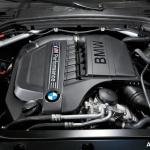 BMW X4 M40i мотор