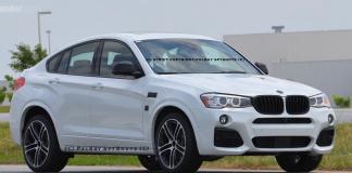 реальные фотографии BMW X4 M40i