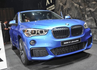 BMW X1 2016 M Sport Package